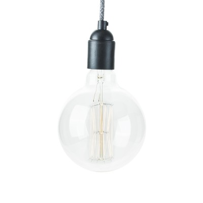 Global lux kooldraad globe E27 G125 40W