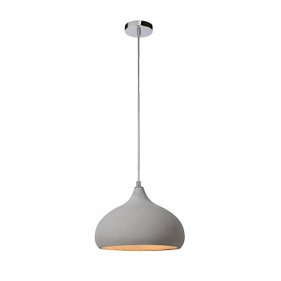 Lucide solo beton lamp