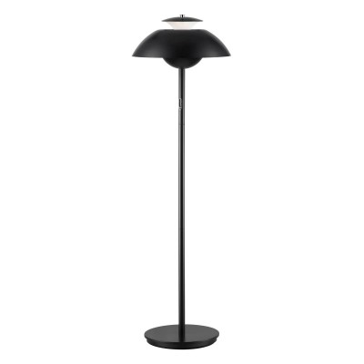 Elevate vloerlamp zwart - Design For The People by Nordlux