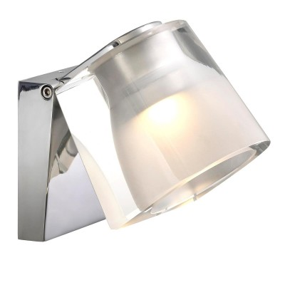 Nordlux IP S12 badkamerlamp chroom