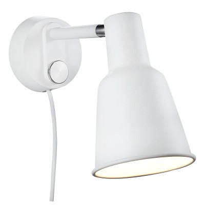 Nordlux Patton wandlamp wit