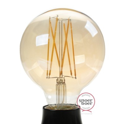 snoerboer gold led filament