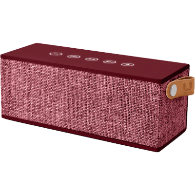 Fresh 'n Rebel Rockbox Brick Fabriq Edition Ruby Wattnou