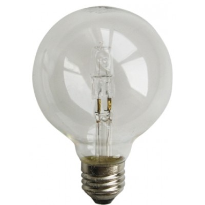 DURA extra grote heldere halogeenlamp E27 28W (40W) G125