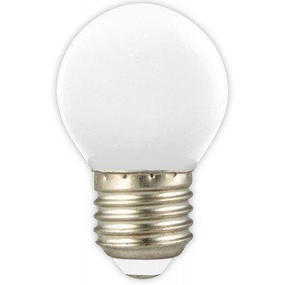 Calex warm witte kogellamp led 1W