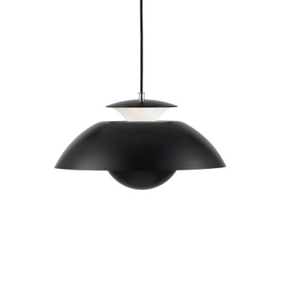 Elevate hanglamp zwart - Design For The People by Nordlux