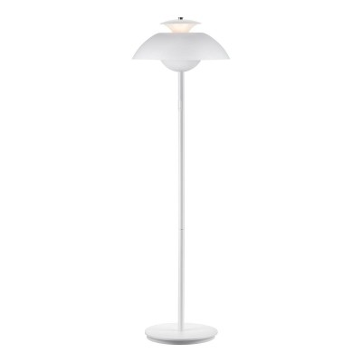 Elevate vloerlamp wit - Design For The People by Nordlux
