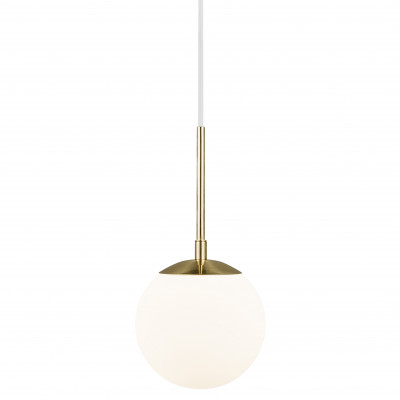 Nordlux Grant 15 hanglamp - messing