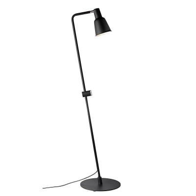Patton vloerlamp zwart - Design For The People by Nordlux
