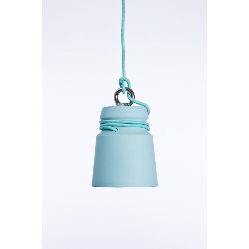Patrick Hartog Cable Light pastel blue