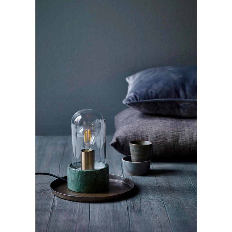 Nordlux lamp marmer glas