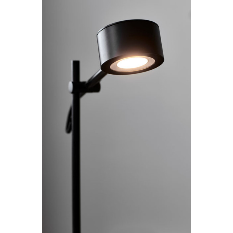Nordlux Clyde table lamp black dimmable