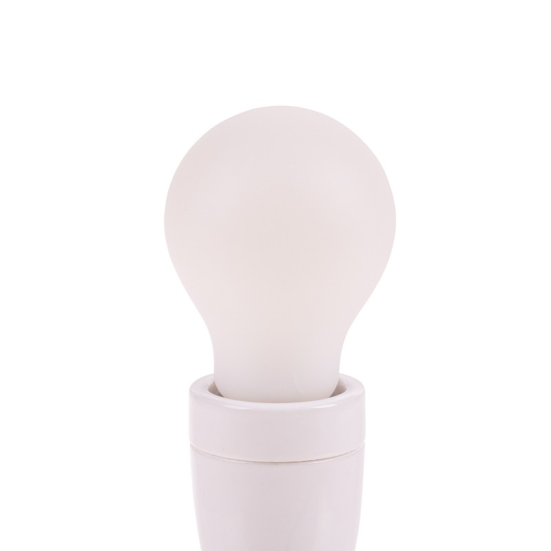 Snoerboer dimbare led lamp peer E27